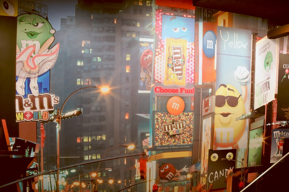New York by M&M\'s
