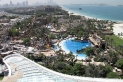 Jumeirah Beach Hotel et son parc d'attraction