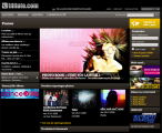 Homepage de Tilllate.com