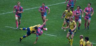 Rugby au Stade de France