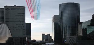 Défilé aérien du 14 juillet 2010