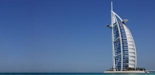 Dubaï … du sol !